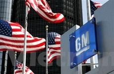 GM công bố đạt lợi nhuận 2 tỷ USD trong quý 3