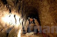 Đường hầm ma túy xuyên biên giới Mỹ-Mexico