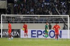Tuyển Việt Nam bất ngờ thua 0-2 trước Philippines