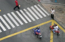 Philippines xây dựng làn đường riêng cho xe máy