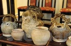 Ai Cập tìm thấy đồ gốm sứ thời Hy Lạp-La Mã cổ đại