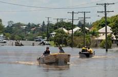 Lũ lụt nghiêm trọng ở Australia, Malaysia, Thái Lan