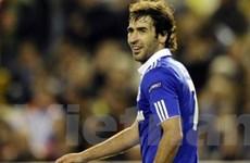 Raul san bằng kỷ lục ghi bàn của Pippo Inzaghi