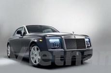 Hãng Rolls-Royce sản xuất mẫu xe điện đầu tiên