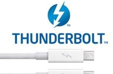Tập đoàn Intel giới thiệu công nghệ Thunderbolt