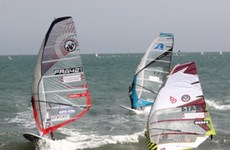 PWA sẽ chọn Mũi Né tổ chức giải lướt ván buồm