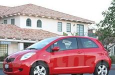 Toyota VN chính thức phân phối Yaris hatchback