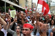 Biểu tình tiếp diễn tại Lebanon, Morocco và Syria