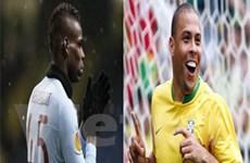 "Balotelli cầu cứu sự trợ giúp của Ronaldo ""béo"""