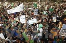 AU kêu gọi đối thoại giải quyết xung đột ở Libya