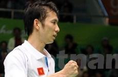 192 tay vợt quốc tế ở giải cầu lông VN Challenge