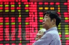 Sắc đỏ bao trùm thị trường chứng khoán ở châu Á