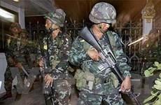 Quân đội Thái được đặt trong tình trạng báo động