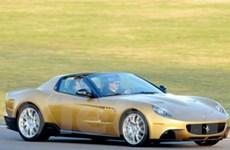 Pininfarina giới thiệu xe Ferrari Super America 45