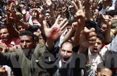 GCC nỗ lực giải quyết cuộc khủng hoảng ở Yemen