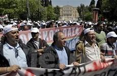 IMF và ECB kêu gọi Hy Lạp phải nỗ lực cải cách