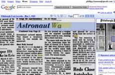 Google đã quyết định hủy bỏ dự án lưu trữ báo chí