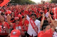 Cảnh sát Thái Lan đã dỡ bỏ Luật An ninh nội địa