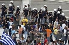 Làn sóng biểu tình đòi việc làm lan rộng ở châu Âu