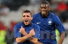 Tài năng trẻ Martin giúp Pháp nhấn chìm Ukraine