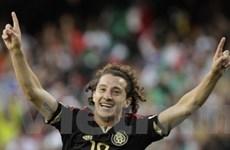 Bất chấp án doping, Mexico vẫn thắng giòn giã