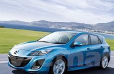 Hơn 400.000 xe Mazda Axela bị lỗi cần gạt nước