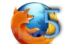 Mozilla đã ra phiên bản chính thức của Firefox 5