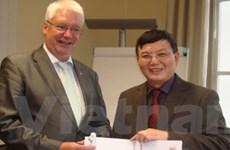 Việt Nam đẩy mạnh hơn hợp tác với bang Hessen