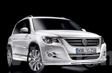 Đã có thể đặt hàng mẫu Tiguan mới của VW ở Anh