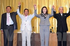 Chúc mừng Thái Lan tổ chức bầu cử thành công