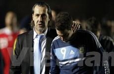 Sergio Batista không dám nhìn thẳng vào thất bại