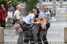 Xác định danh tính kẻ tình nghi tấn công tại Na Uy