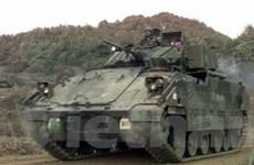 Quân đội Mỹ phát triển xe chiến đấu thế hệ mới