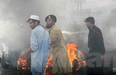 Đánh bom đẫm máu ở Pakistan làm 11 người chết