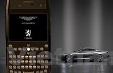 Mobiado ra mắt điện thoại Grand 350 Aston Martin