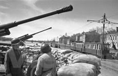 Kỷ niệm 70 năm Leningrad mở màn cuộc chiến đấu