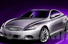 Daimler cấp khung gầm cho xe hạng sang Infiniti