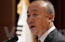 Hàn Quốc cam kết thúc đẩy đối thoại với Triều Tiên