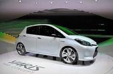 Năm 2020, Toyota sử dụng nhiên liệu sinh học mới