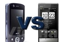 Vượt Acer, HTC thành thương hiệu số 1 Đài Loan