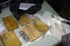 Phá đường dây ma túy xuyên quốc gia nguy hiểm