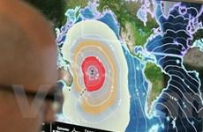 Động đất 7,6 độ Richter tại Nam Thái Bình Dương