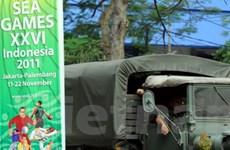 Thủ đô Jakarta sẵn sàng cho ngày hội SEA Games
