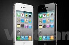 VinaPhone cung cấp iPhone 4 - 8Gb với giá ưu đãi