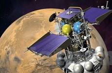 Nga: Tàu lấy mẫu đất từ vệ tinh sao Hỏa bị sự cố