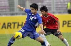 U23 Thái Lan giành chiến thắng áp đảo Campuchia