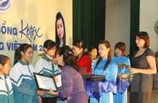 Khởi động Quỹ học bổng vì nữ sinh tài năng Việt