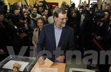 Tây Ban Nha tiến hành bầu cử Quốc hội trước hạn