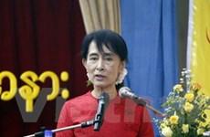 Bà Suu Kyi sẽ tham gia bầu cử bổ sung Myanmar