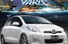 Toyota Yaris: Thiết kế mới với chất lượng vượt trội
